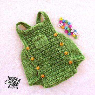 Ranita color verde